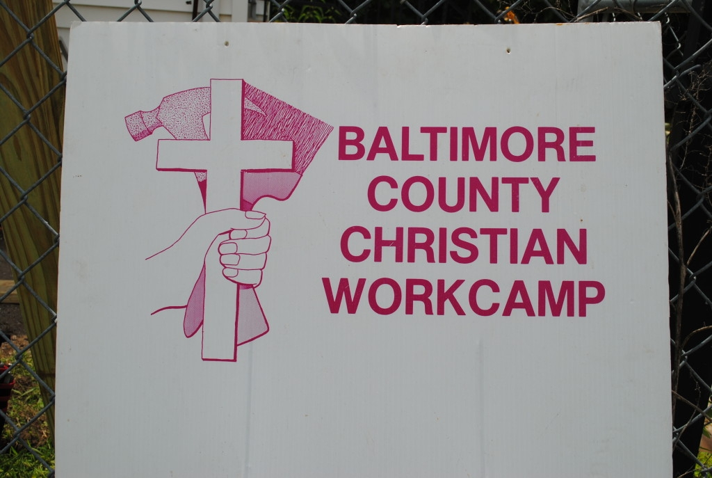 Baltimore County Christian Workcamp | Hunt's Memorial United