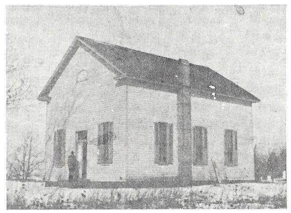 1871 Carroll's chapel